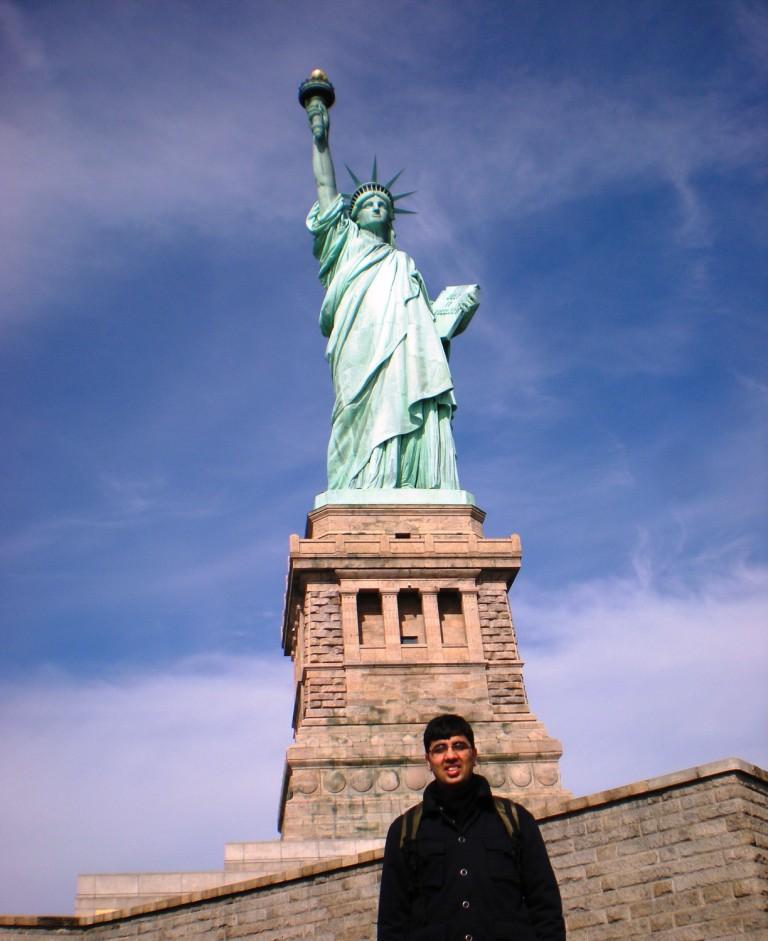Statue of Liberty _ Nishant Chawla