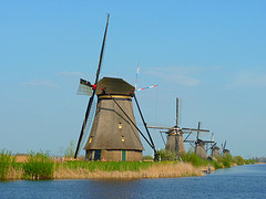 Windmills, windmills & more windmills!