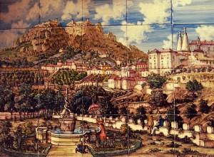Landscape of Sintra