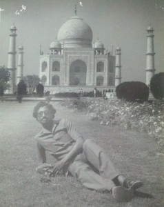 Have you been to Taj Mahal?