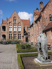 Belgium's flemish beguinages