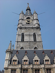 Climbing belfries around Belgium and France