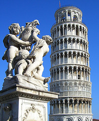 Also known as Piazza dei Miracoli (Miracles Square) and Rightly So!