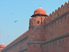 Red Sandstone Lal Qila