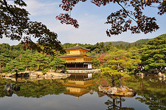 Zen Gardens and a Golden Pavilion