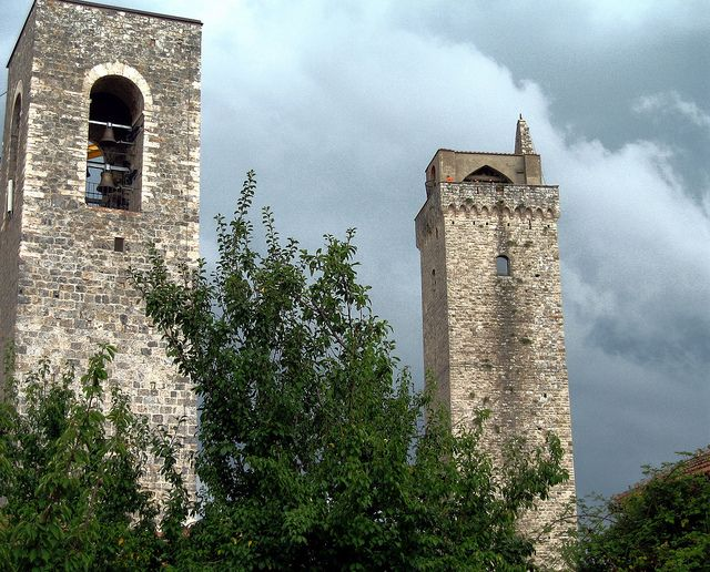 Historic Centre of San Gimignano sophie