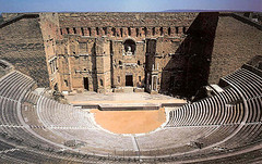 Best Remaining Examples of Roman Theatres and Arches