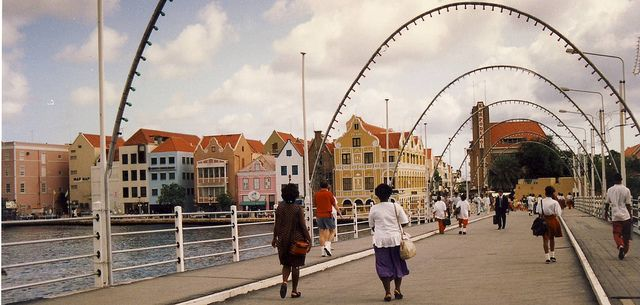 Historic Willemstad, Curacao anne sophie
