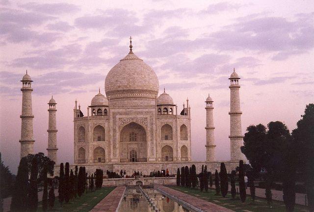 Taj Mahal anne sohpie