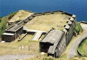 Brimstone Hill Fortress, Saint Kitts