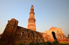 Tallest Minaret in India