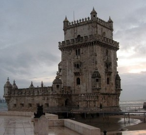 Monastery of the Hieronymites and Tower of Belém in Lisbon