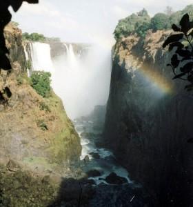 Mosi-oa-Tunya – Victoria Falls