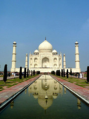 There is No Substitute for Love and No Substitute for the Taj Mahal