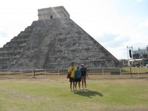 Pre Hispanic City of Chichen Itsa