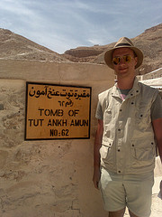 Proof for Ancient Thebes with its Necropolis