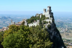 Mount Titano, San Marino