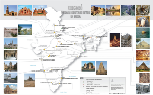 train map-heritage travel india