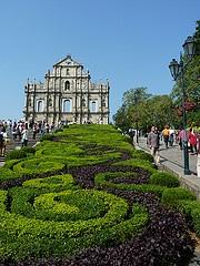 Macao historic center