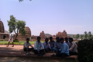 Proof for Group of Monuments at Pattadakal