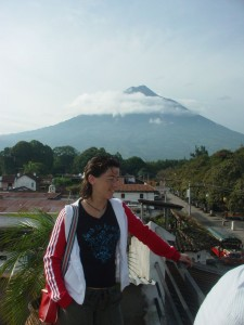 Travel to Antigua Guatemala