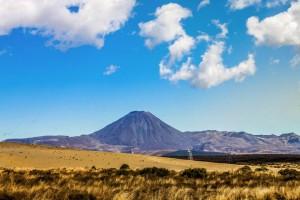 Tongariro National Park – Ruapehu, New Zealand