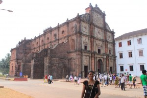 Churches and Convents of Goa