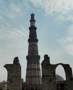 Qutb Minar and its Monements, Delhi