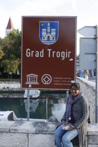 Historic City of Trogir, Croatia