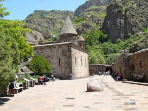 Proof for Monastery of Geghard and the Upper Azat Valley