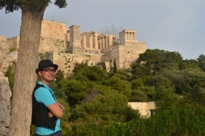 Acropolis of Athen