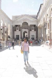 Historical Complex of Split, Croatia