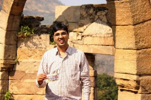 19. Champaner-Pavagadh Archaeological Park