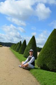 Versaille Palace Garden