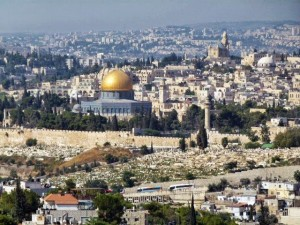 Proof for Old City of Jerusalem and its Walls