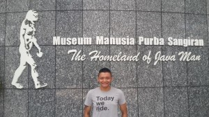 Visiting Sangiran Early Man Site