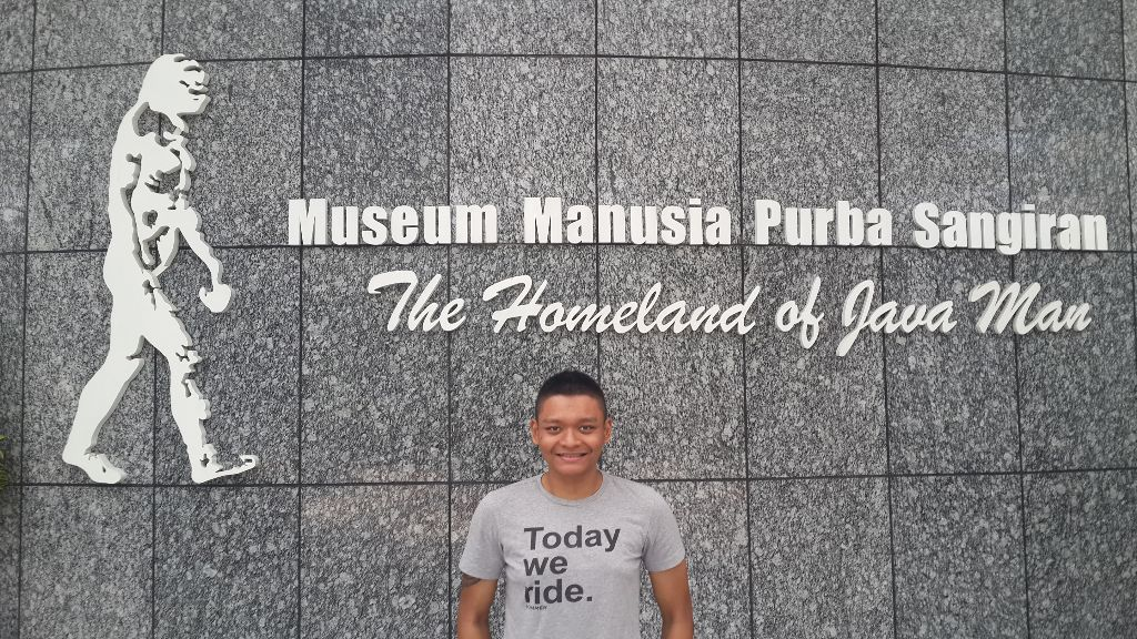 The Homeland Of Java Man