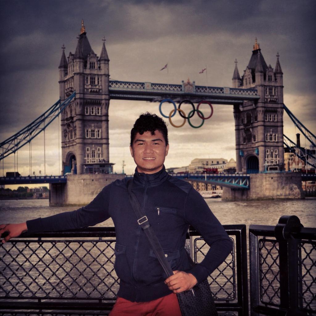 London - Ville Evarola