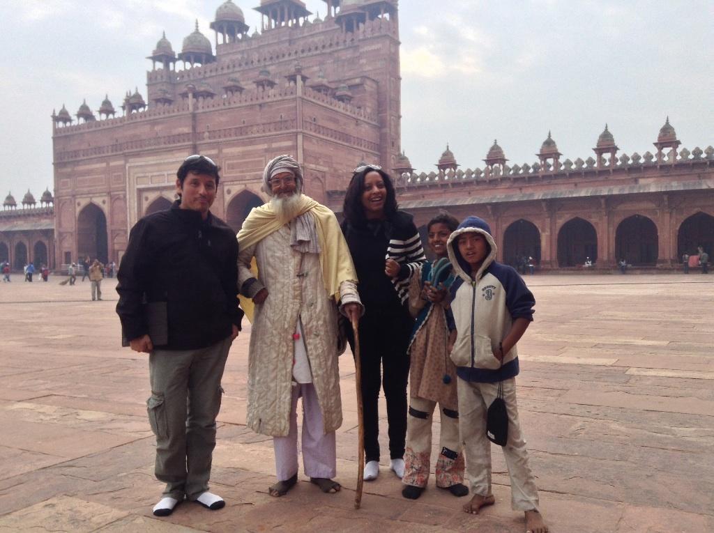 Agra mosque