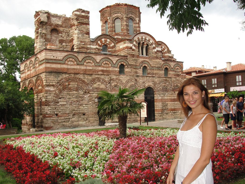 Ancient city of Nessebar, Bulgaria