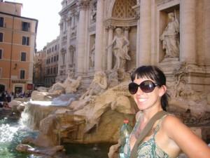 Rome- Trevi Fountain