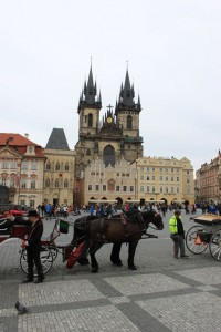 Historic Center of Prague