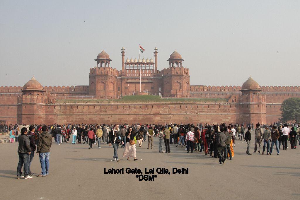 Lal Qila, Delhi
