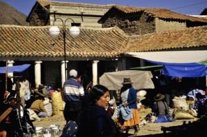 market day Sucre