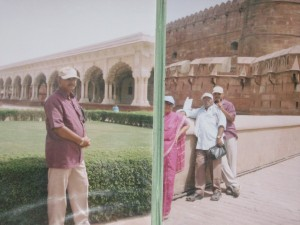 visited Agra fort in 2005