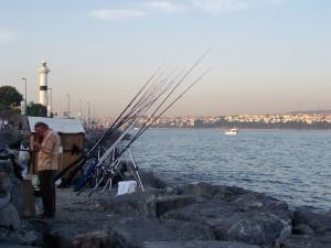 Bosporus break Istanbul