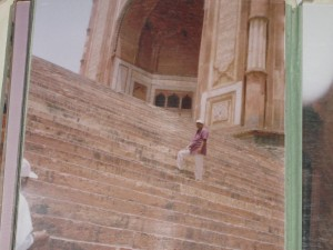 visited fathepur sikri in the year 2005