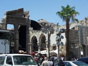 the great sukh Damascus