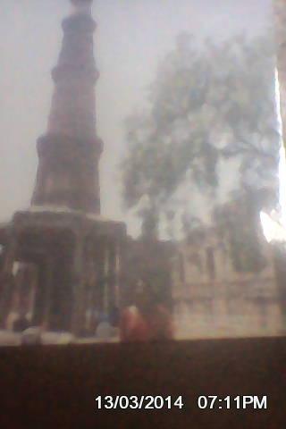 Qutb Minar and its Monuments, Delhi - India sarada devi