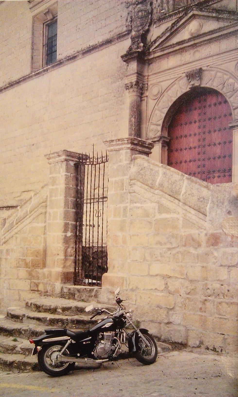 Baéza Renaissance Monumental Ensembles of Úbeda and Baeza - Spain Cathrin Eszbach